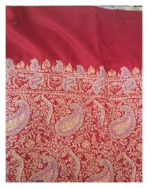 embroidered cashmere pashmina shawls